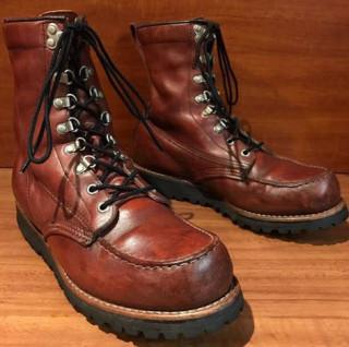 【USED】1980年代頃 BROWING/ブローニング 8eye/ハンティングブーツ SIZE:表記なし25.5-26cm相応