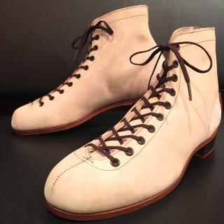 【DEAD】Riedell / ライデル 10ホール 編み上げブーツ US 11 27-27.5cm相応 WHT