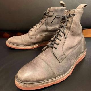 【USED】ALLEN EDMONDS/アレンエドモンズ EAGLE COUNTRY レースアップブーツ 9eye ブーツ size 10D 28cm