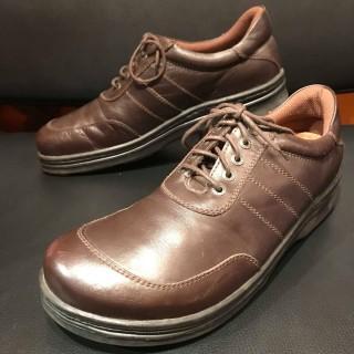 【USED/ビッグサイズ】FOOT PRINTS / フットプリント レザースニーカー size 45 29cm相応 D.BRN